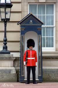 Springtime in London, Buckingham Palace and Gardens