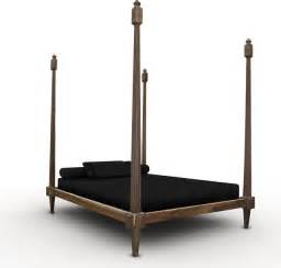 four design fiorenza four post bed eclectic beds new york by costantini design