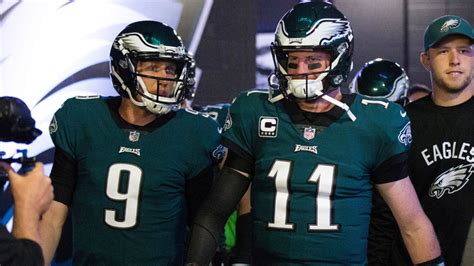 carson wentz injury fantasy football qbs  target