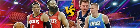Rockets vs. Mavericks Prediction (July 31) With Odds and ...