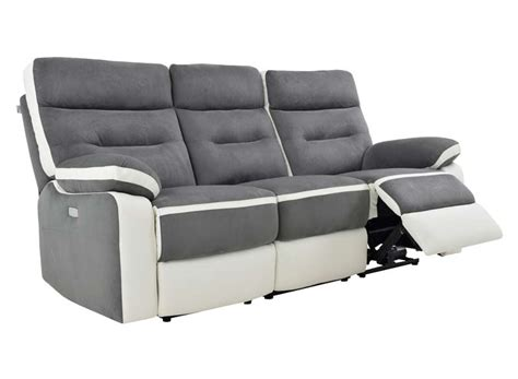 canape relax 3 places tissu canap 233 relax 3 places orlando