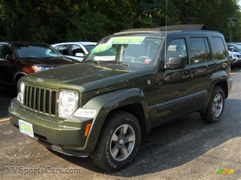 green jeep liberty 2008 jeep liberty 2008 green www pixshark com images
