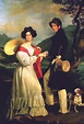 1820s Duke Max and Duchesse Ludovika in Bavaria by Joseph ...