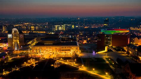 Aarhus, eine moderne Stadt - | Aarhus, die größte Stadt in ...