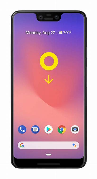 Pixel Google Voice Panel Enable Pull Down