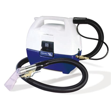 Carpet And Upholstery Cleaner Machines by Prochem Spot Pro Portable Carpet Upholstery Spot