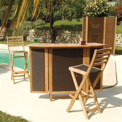 meuble de cuisine exterieur meuble jardin eucalyptus photo 8 15 meuble de jardin