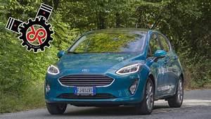 Ford Fiesta 2017 1 0 Ecoboost 100cv