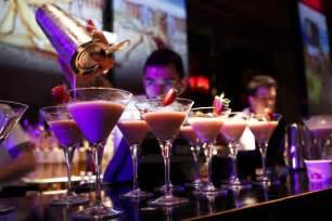 Nightclub Bar Drinks