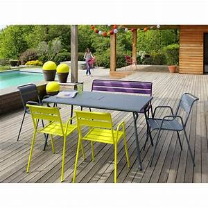 best mobilier de jardin fermob gallery awesome interior With table de jardin fermob soldes 4 table pliante caractere fermob rectangulaire