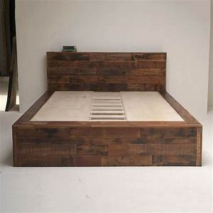 Best 25 Wooden Beds Ideas On Pinterest Bed Frame Diy ...