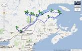 Québec Découvrir le Saguenay