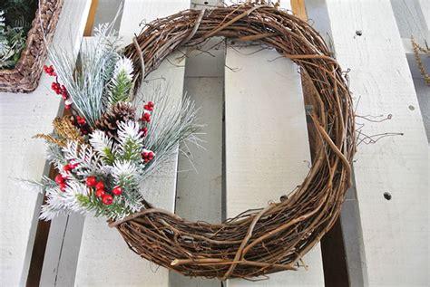 diys  ideas  making  twig wreath guide patterns
