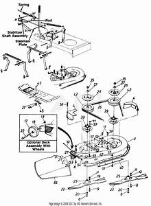 Murray Lawn Mower Manual Belt Diagram