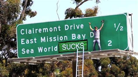 Funny Billboard Graffiti funny billboard graffiti  defacing property  kids 600 x 337 · jpeg