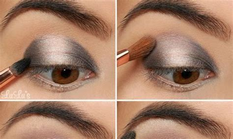 quick easy step  step smokey eye makeup tutorials fashion daily