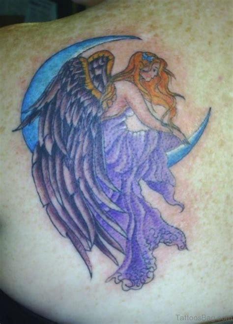 sublime angel shoulder tattoos