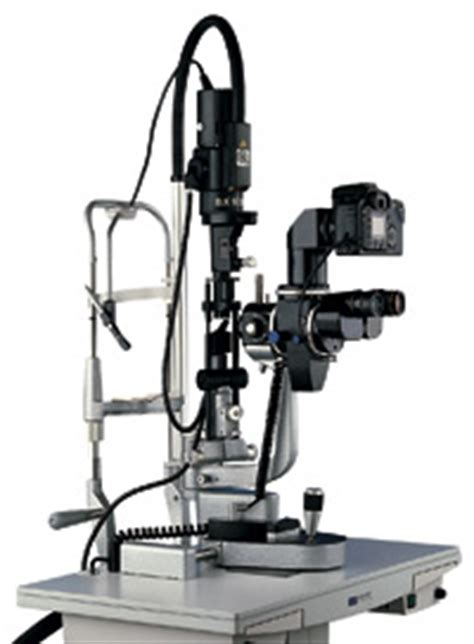 ems used haag streit bx900 ophthalmic slit l