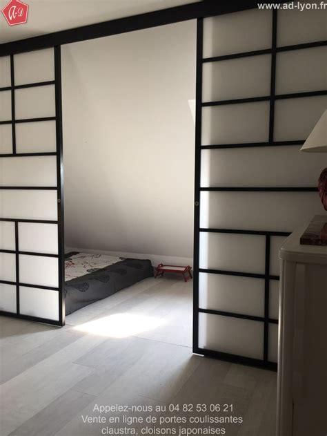 chambre style japonais porte coulissante style japonais sedgu com