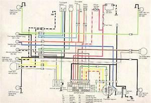 52 Schema Electrique Suzuki Rv 90