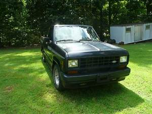 Find Used 1988 Ford Ranger Custom Standard Cab Pickup 2