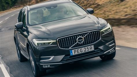 Volvo Xc60 T6 2019 Car Review Youtube