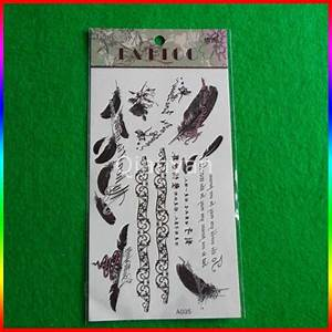 letters body tattoo stickers safe temporary letters With large letter temporary tattoos