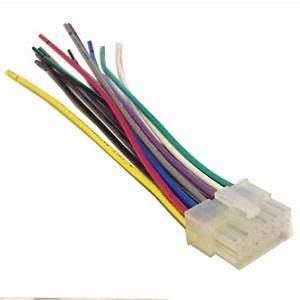 Mobilistics - 12 Pin Clarion Wiring Harness