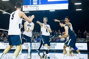 BYU men's volleyball preparing for big 2017 season - The ...