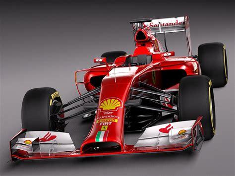 Formula1 - 3d models - CGStudio