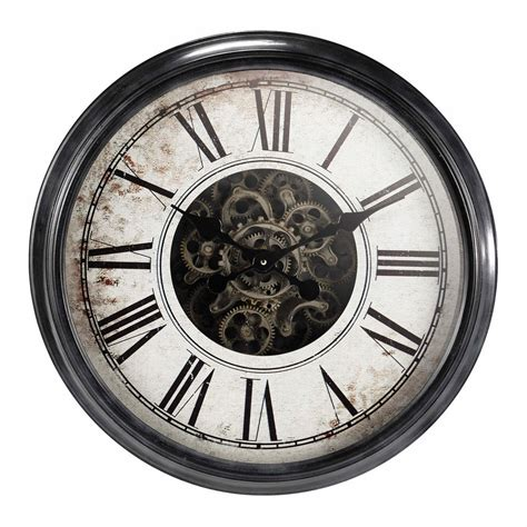 horloge maison du monde galil 201 e horloge murale maisons du monde decofinder