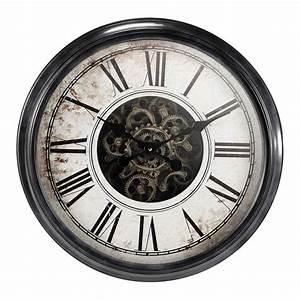 Horloge Murale Maison Du Monde : galil e horloge murale maisons du monde decofinder ~ Teatrodelosmanantiales.com Idées de Décoration