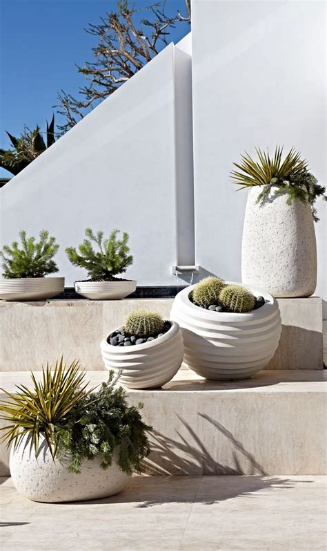 Modern Outdoor Planters by 420 Best Porta Forma Images On Backyard