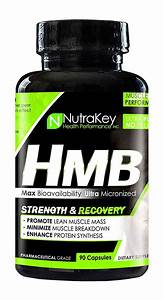 90 Capsules Hmb Strength  U0026 Recovery Supplements