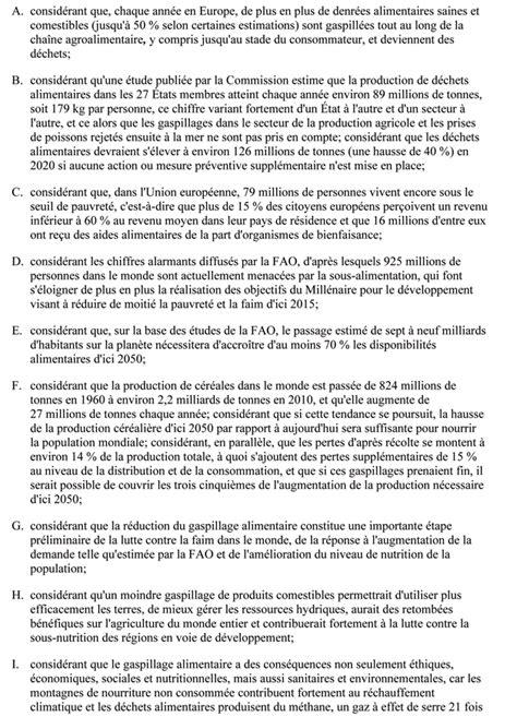 parlement europ n si e annexe 2 résolution du parlement européen du 19 janvier