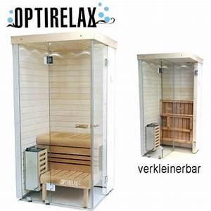 Sauna Für Badezimmer : sauna vom hersteller kaufen optirelax saunen ~ Watch28wear.com Haus und Dekorationen