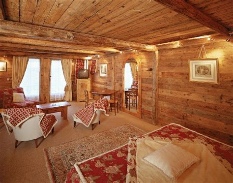 deco chambre chalet deco chambre chalet montagne chambre rustique dans un