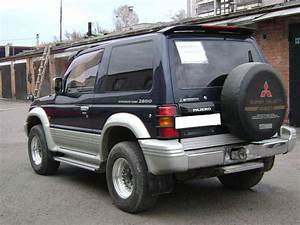 1996 Mitsubishi Pajero Photos  Diesel  Automatic For Sale