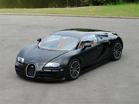 Bugatti veyron super sport's top speed will be 10 mph less than record w/video frank filipponio. 2011 Bugatti Veyron Super Sport 'Sang Noir' Gallery 412317   Top Speed