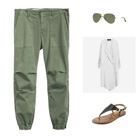 Summer Outfit Ideas With Pants for When Itu0026#39;s Too Hot to Wear Jeans | Glamour