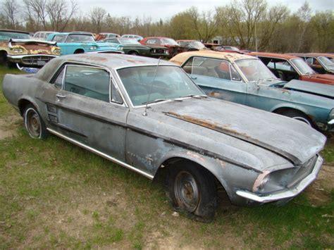 mustang fastback salvage  sale autos weblog