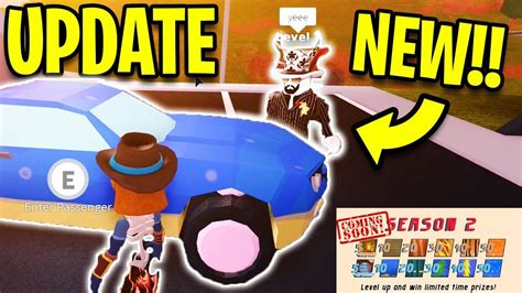 The codes are released to celebrate achieving certain game milestones, or simply releasing them after a game update. New Airport Update Roblox Jailbreak Season 2 Mp3 6.01 MB | Ryu Music