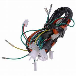 For Eton 4 Wheeler Wiring Harnes