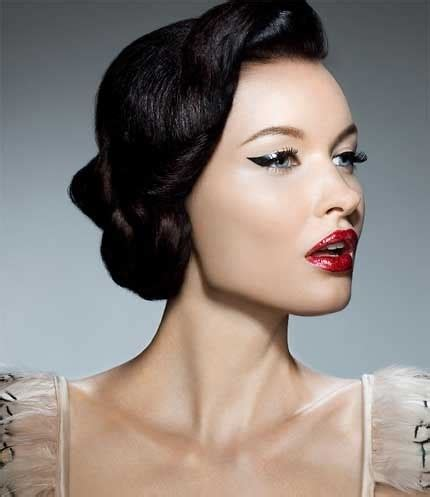 60s Pin Up Hairstyles by 12 Glamorous Retro 60 S Hairstyles For Pretty Designs