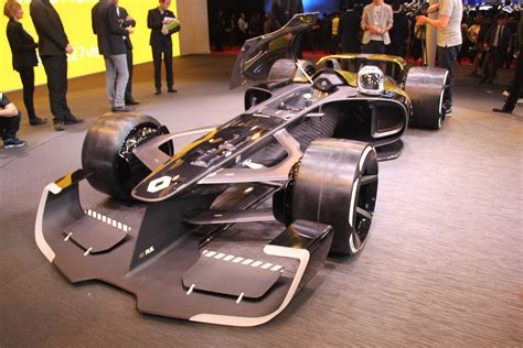 Renault Rs 2027 Vision Concept Predicts F1s Future