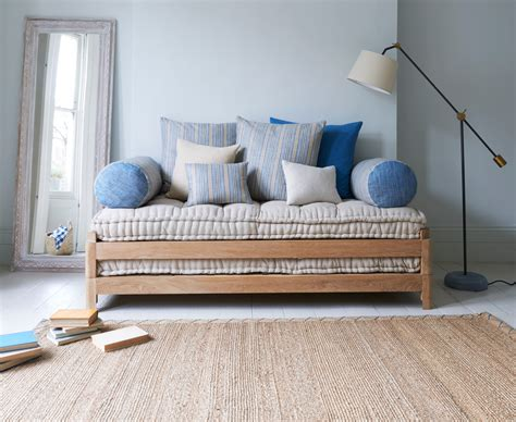 futon cushion sherbet cushion large linen bolster cushion loaf