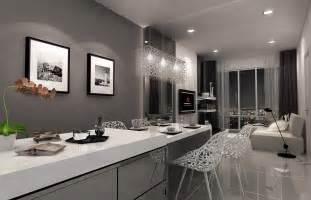 Living Room Apartment Interior Design by 17 Home Makeover Ideas Found In Malaysia Interior Design