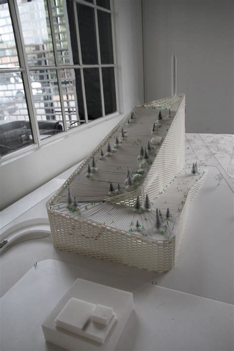 Bid On Bjarke Ingels Big S Amagerforbraending Ski Slope