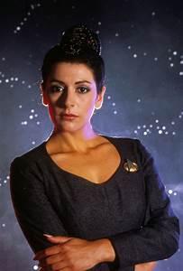 Marina Sirtis talks about Deanna Troi and the... - At The ...