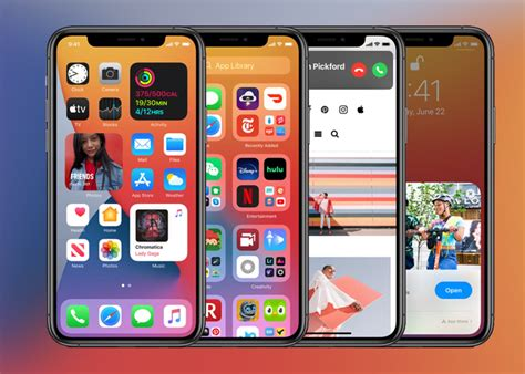 Mobile : Having iOS 14 widgets on your Android is easier ...